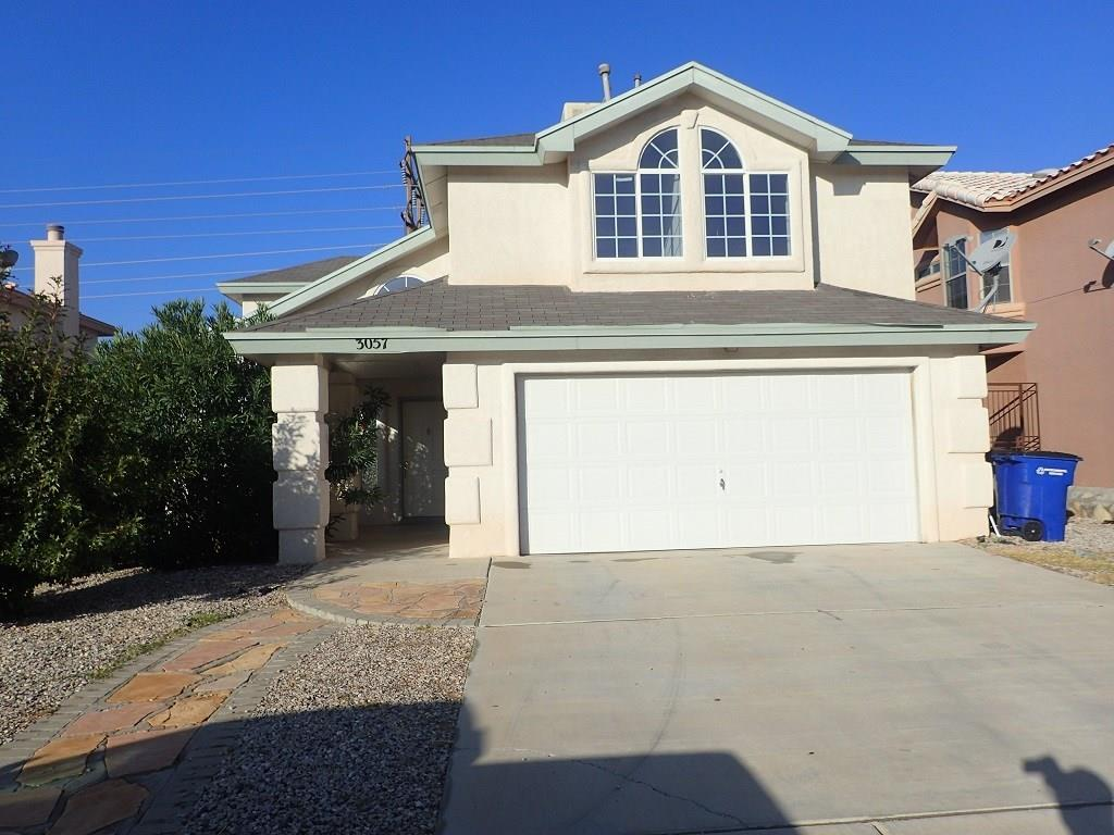 3057 TIERRA NORA, El Paso, Texas 79938, 4 Bedrooms Bedrooms, ,3 BathroomsBathrooms,Residential Rental,For Rent,TIERRA NORA,813823