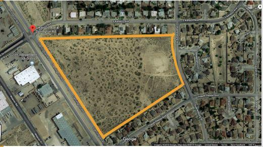 350 Darrington Road, Horizon City, Texas 79928, ,Land,For sale,Darrington,813913