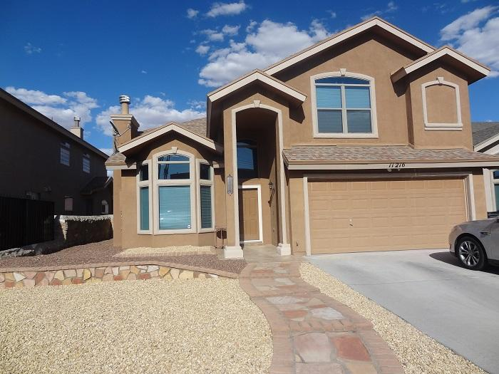 11216 NORTHVIEW, El Paso, Texas 79934, 3 Bedrooms Bedrooms, ,3 BathroomsBathrooms,Residential,For sale,NORTHVIEW,814119