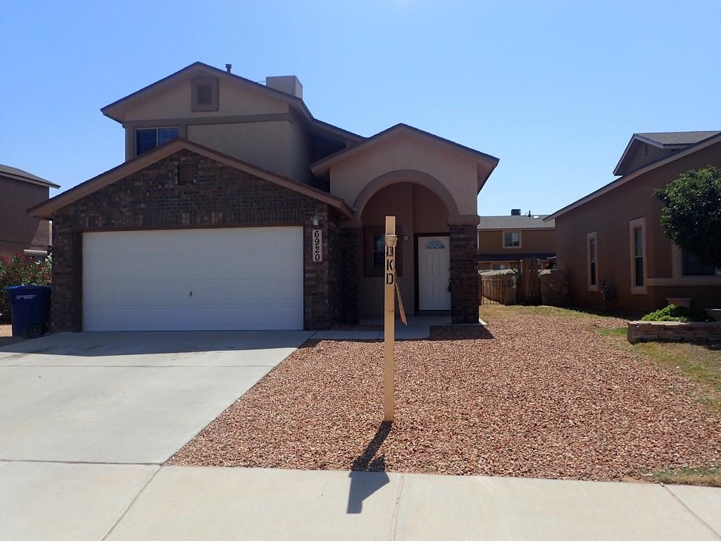 6920 JERICHO TREE, El Paso, Texas 79934, 3 Bedrooms Bedrooms, ,3 BathroomsBathrooms,Residential Rental,For Rent,JERICHO TREE,814599