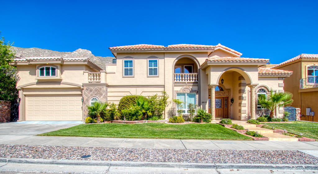 5612 EAGLE POINT, El Paso, Texas 79912, 5 Bedrooms Bedrooms, ,6 BathroomsBathrooms,Residential,For sale,EAGLE POINT,814902