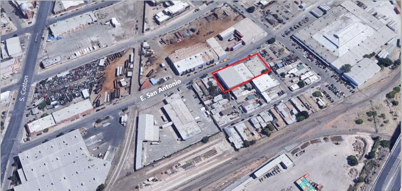 1540 SAN ANTONIO Avenue, El Paso, Texas 79901, ,Commercial,For sale,SAN ANTONIO,815303