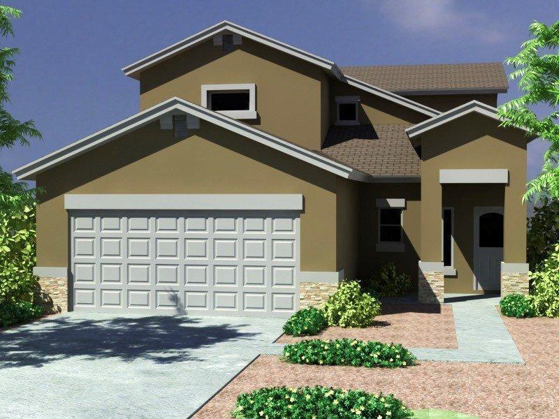 2170 ENCHANTED CREST, El Paso, Texas 79911, 4 Bedrooms Bedrooms, ,3 BathroomsBathrooms,Residential,For sale,ENCHANTED CREST,815284