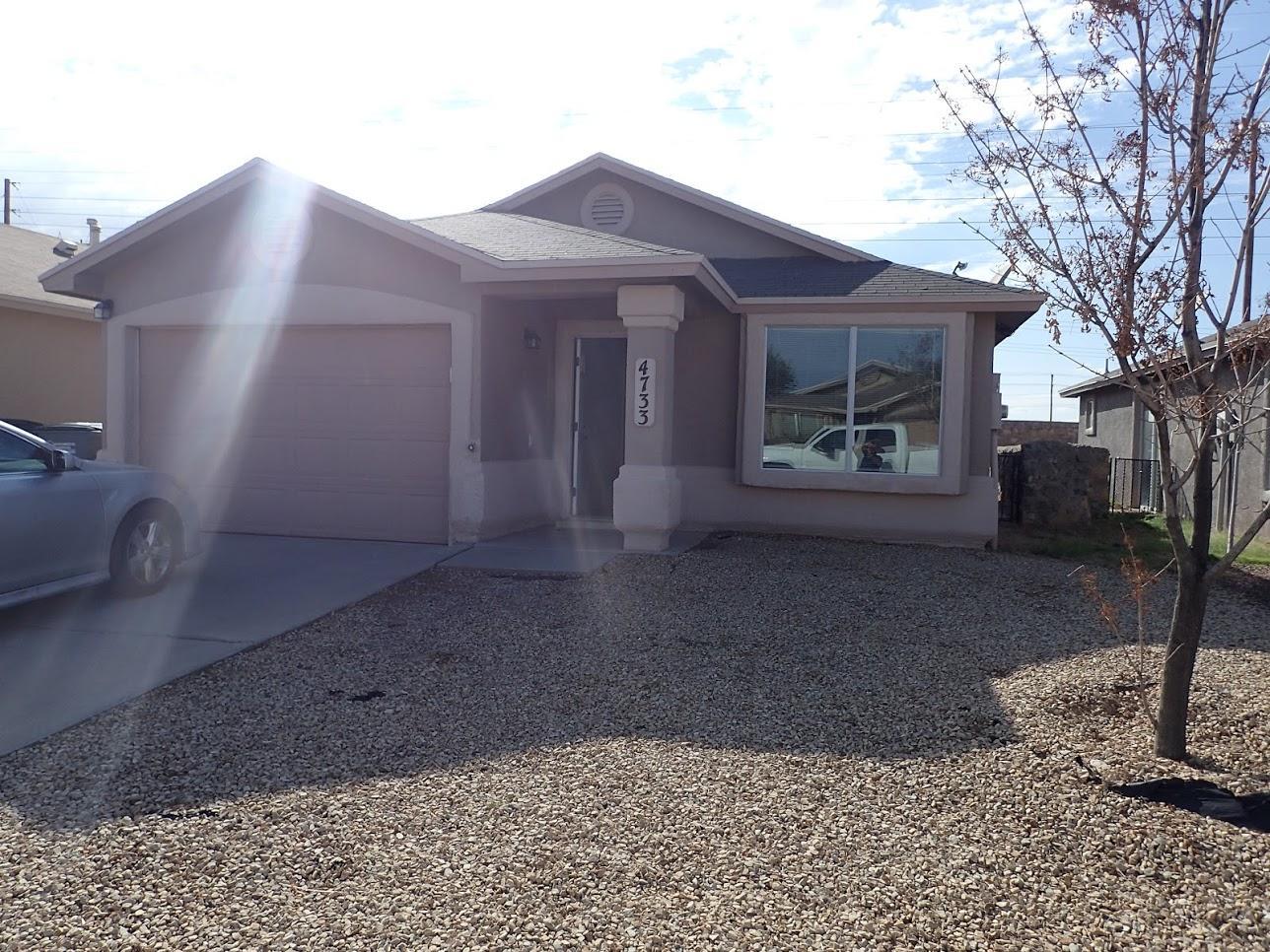 4733 KIKO A. FIERRO, El Paso, Texas 79938, 3 Bedrooms Bedrooms, ,2 BathroomsBathrooms,Residential Rental,For Rent,KIKO A. FIERRO,816550