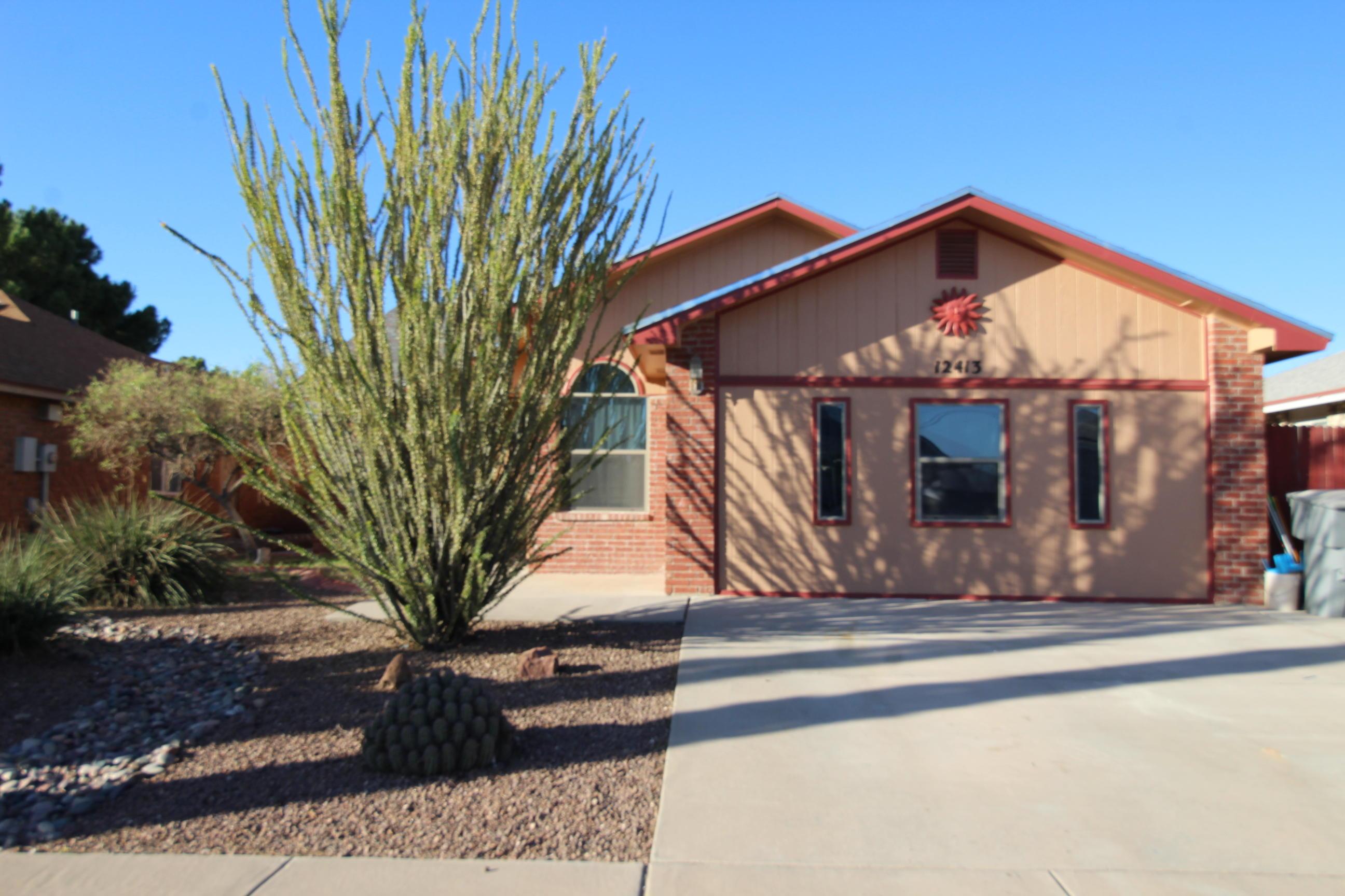12413 FLORA ALBA, El Paso, Texas 79928, 4 Bedrooms Bedrooms, ,2 BathroomsBathrooms,Residential,For sale,FLORA ALBA,817372