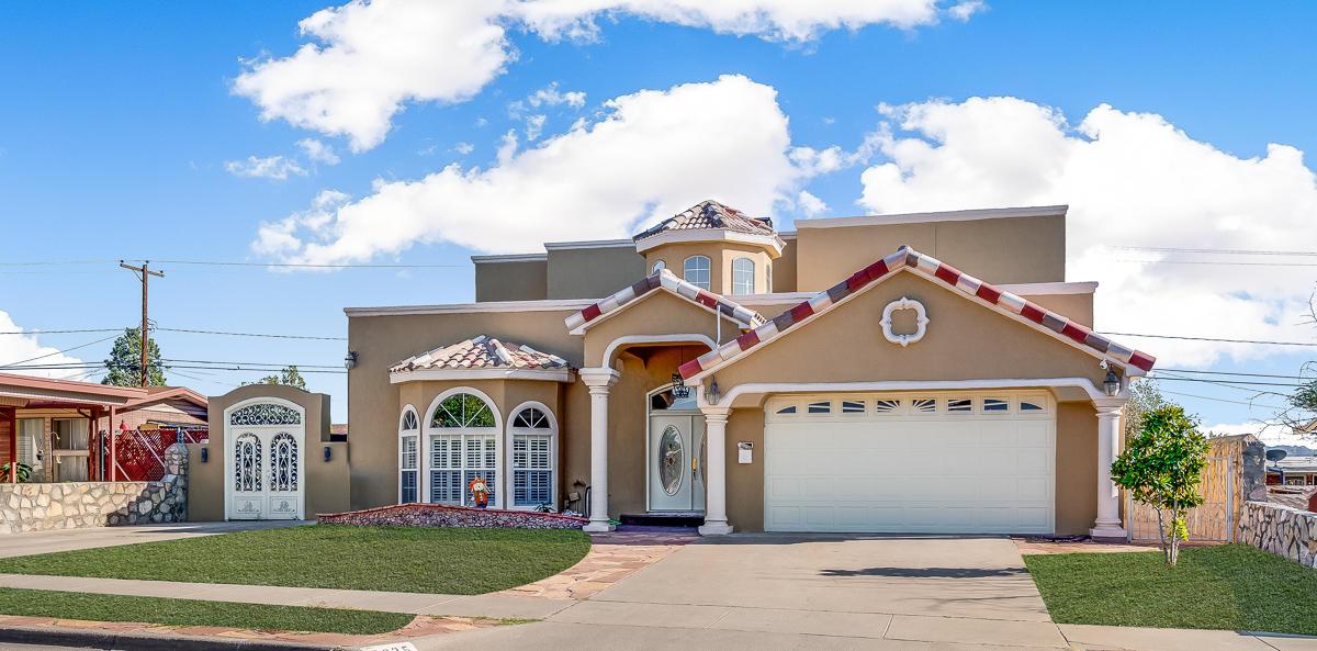 7225 ARMISTAD, El Paso, Texas 79912, 4 Bedrooms Bedrooms, ,4 BathroomsBathrooms,Residential,For sale,ARMISTAD,817626