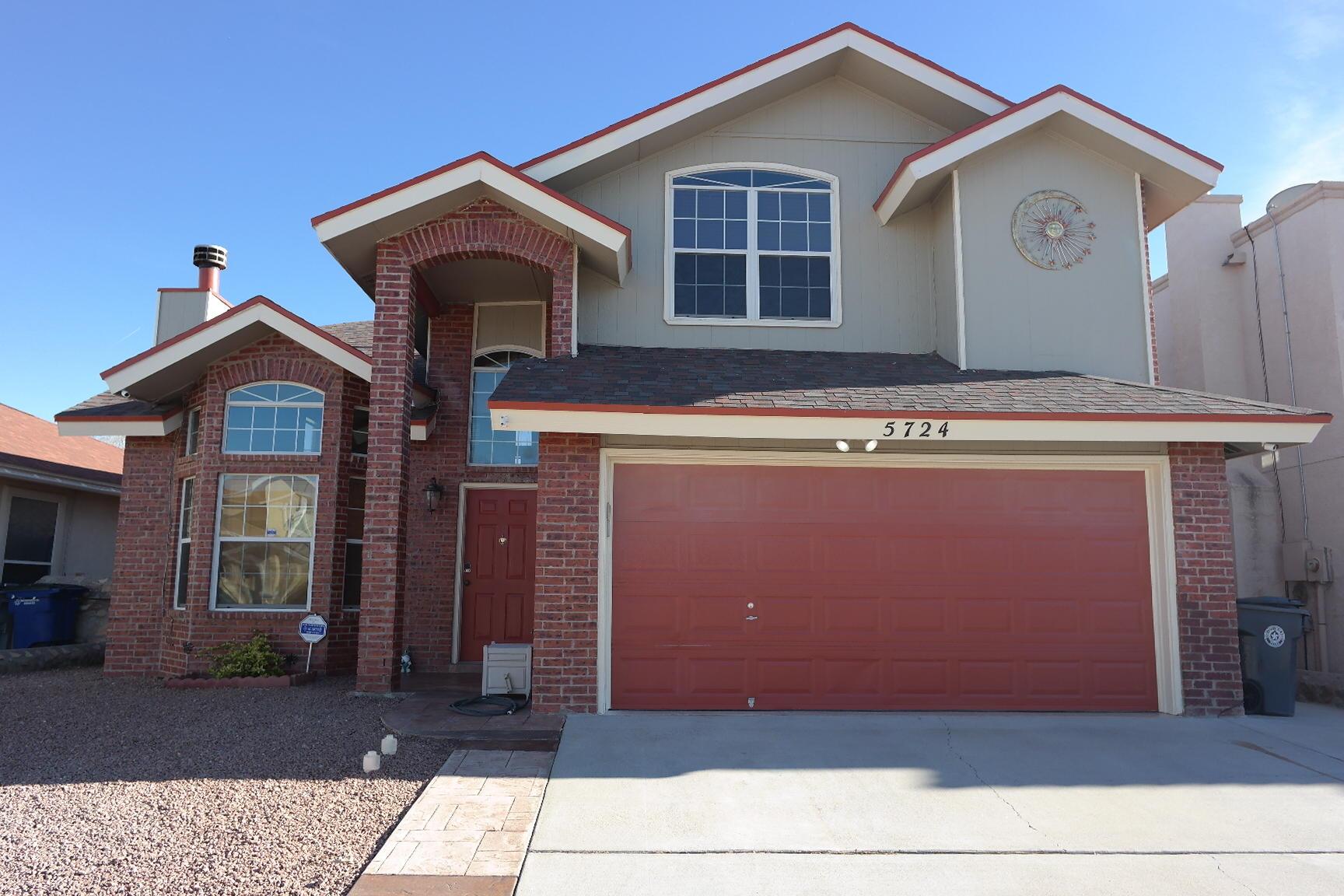5724 MICHAEL P ANDERSON, El Paso, Texas 79934, 3 Bedrooms Bedrooms, ,3 BathroomsBathrooms,Residential,For sale,MICHAEL P ANDERSON,819302