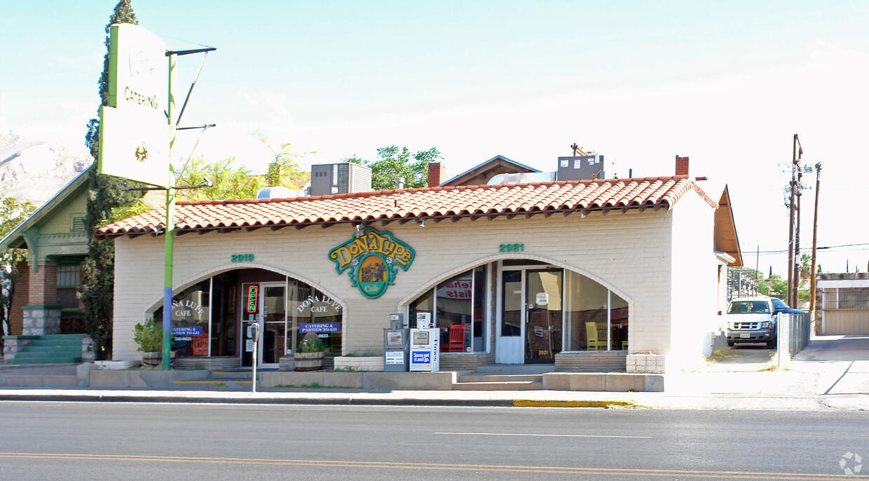 2919 PERSHING Drive, El Paso, Texas 79903, ,Commercial,For sale,PERSHING,819558