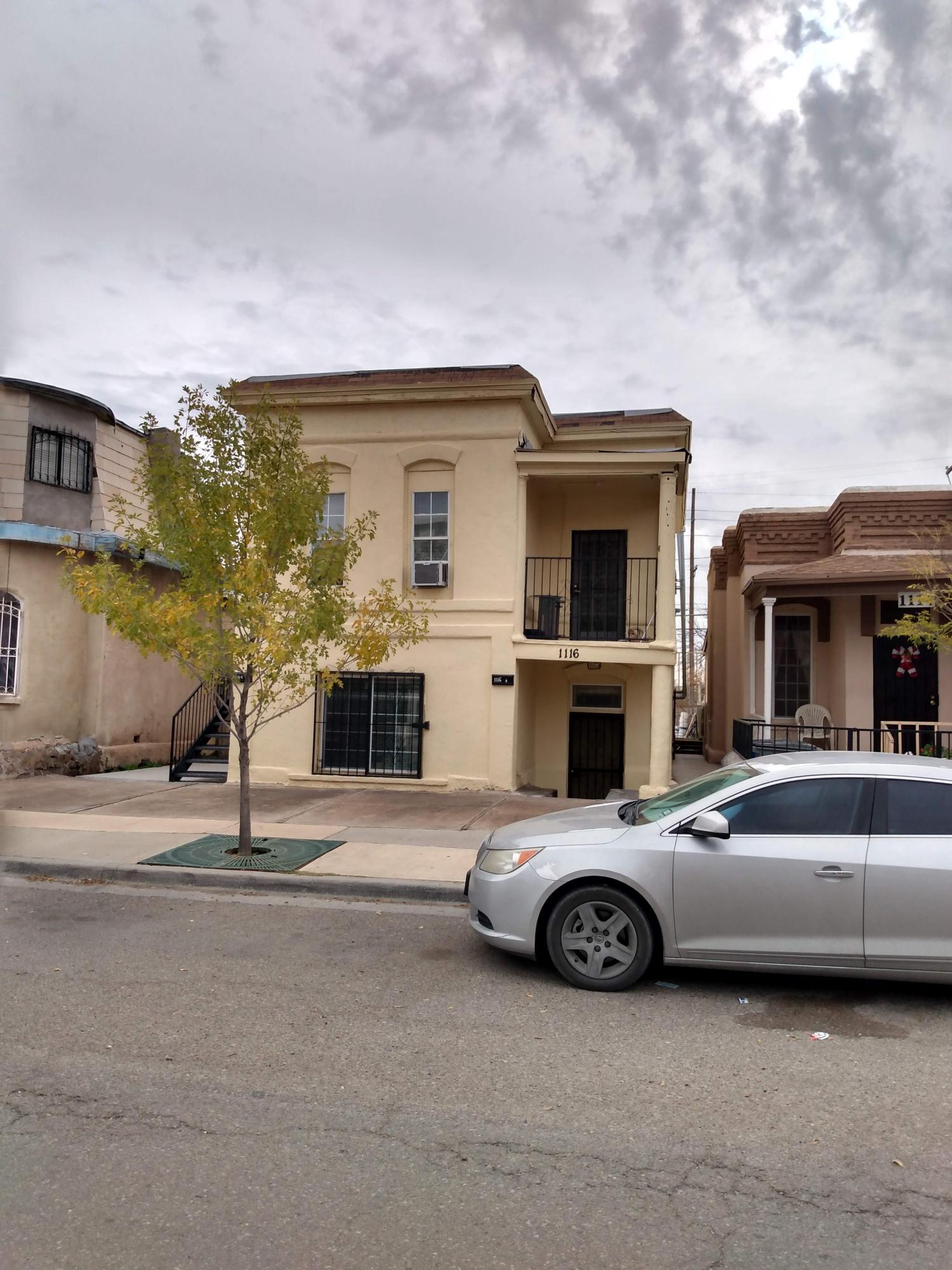 1116 San Antonio Avenue, El Paso, Texas 79901, ,Multi-family,For sale,San Antonio,819681