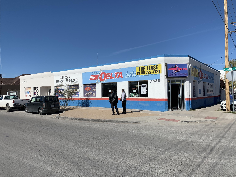 3633 Alameda, El Paso, Texas 79905, ,Commercial,For sale,Alameda,819961