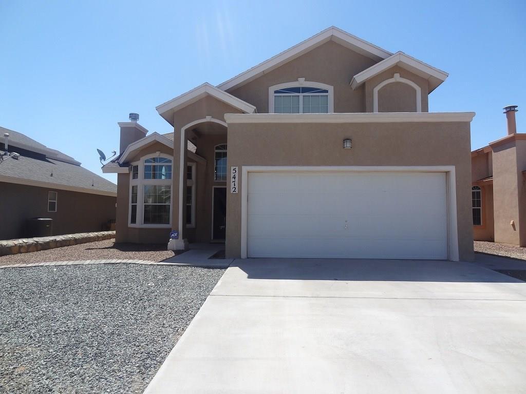 5472 SANTIAGO ROQUE Drive, El Paso, Texas 79934, 4 Bedrooms Bedrooms, ,3 BathroomsBathrooms,Residential Rental,For Rent,SANTIAGO ROQUE,820419