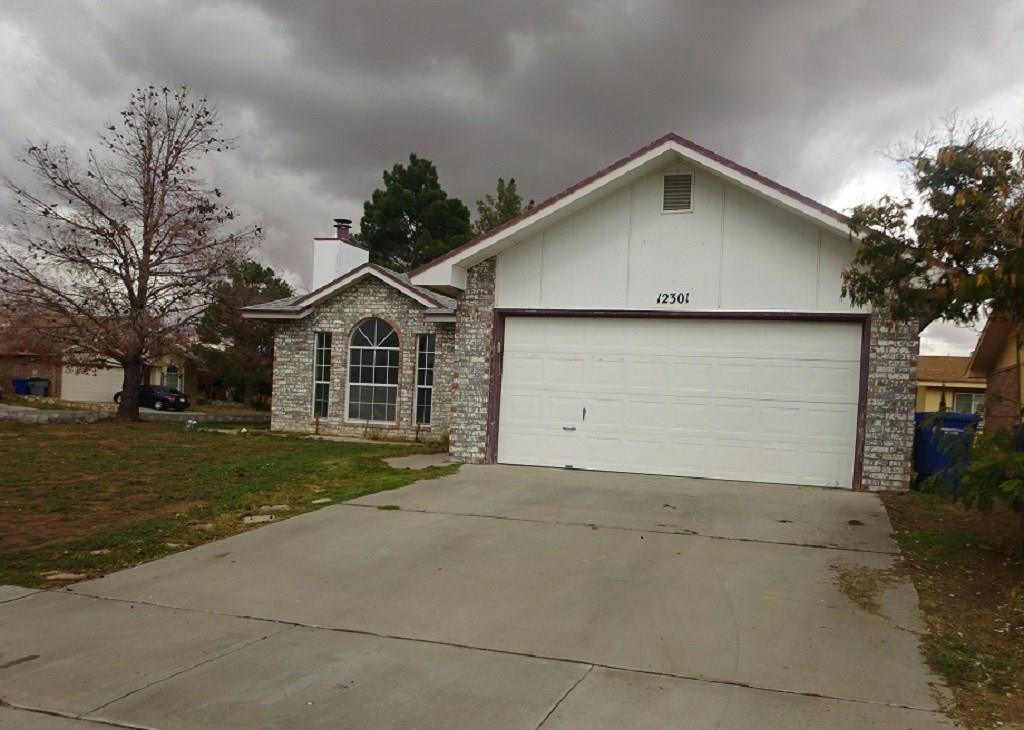 12301 ANGIE BOMBACH, El Paso, Texas 79936, 3 Bedrooms Bedrooms, ,2 BathroomsBathrooms,Residential,For sale,ANGIE BOMBACH,820435