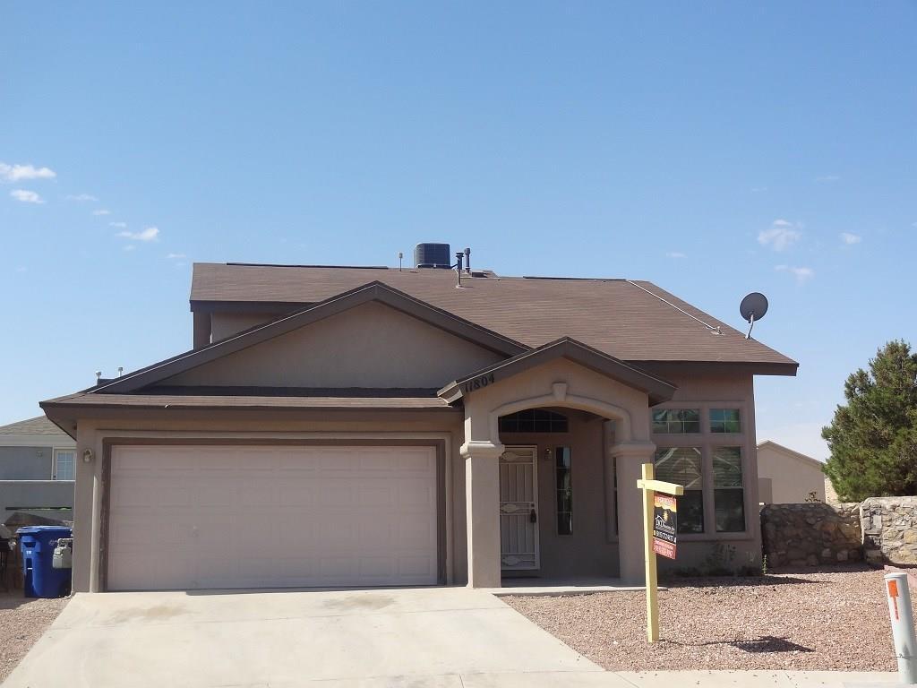 11804 DEER GRASS Circle, El Paso, Texas 79936, 3 Bedrooms Bedrooms, ,2 BathroomsBathrooms,Residential Rental,For Rent,DEER GRASS,820968