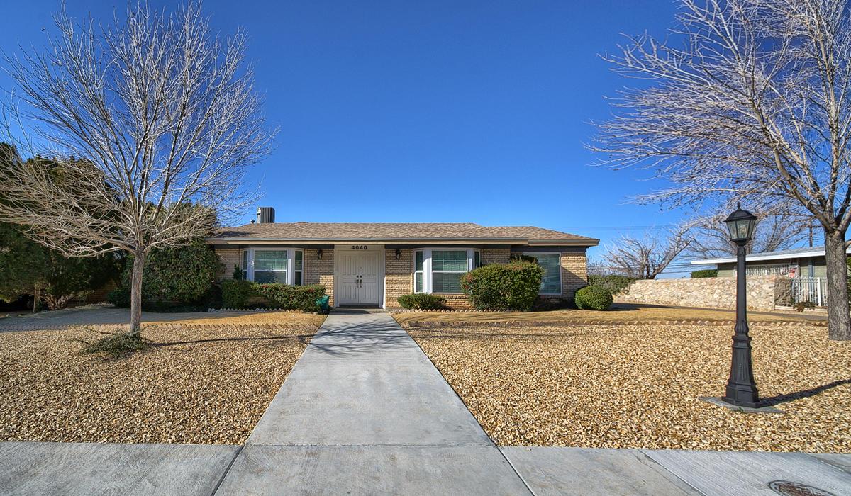 4040 BANCROFT, El Paso, Texas 79902, 3 Bedrooms Bedrooms, ,3 BathroomsBathrooms,Residential,For sale,BANCROFT,821084