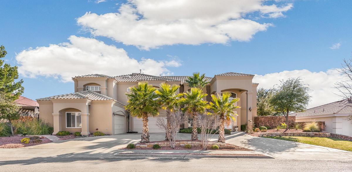 6364 LA POSTA, El Paso, Texas 79912, 5 Bedrooms Bedrooms, ,6 BathroomsBathrooms,Residential,For sale,LA POSTA,821275