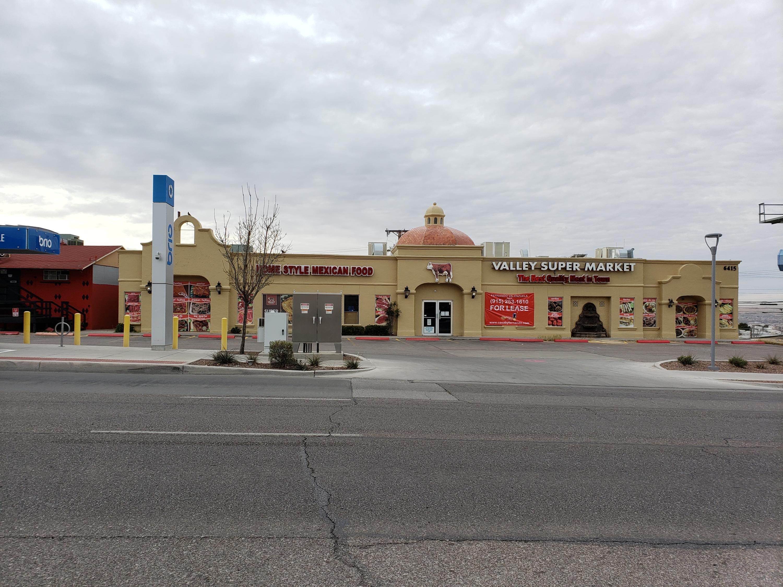 6415 n. Mesa, El Paso, Texas 79912, ,Commercial,For sale,n. Mesa,821329