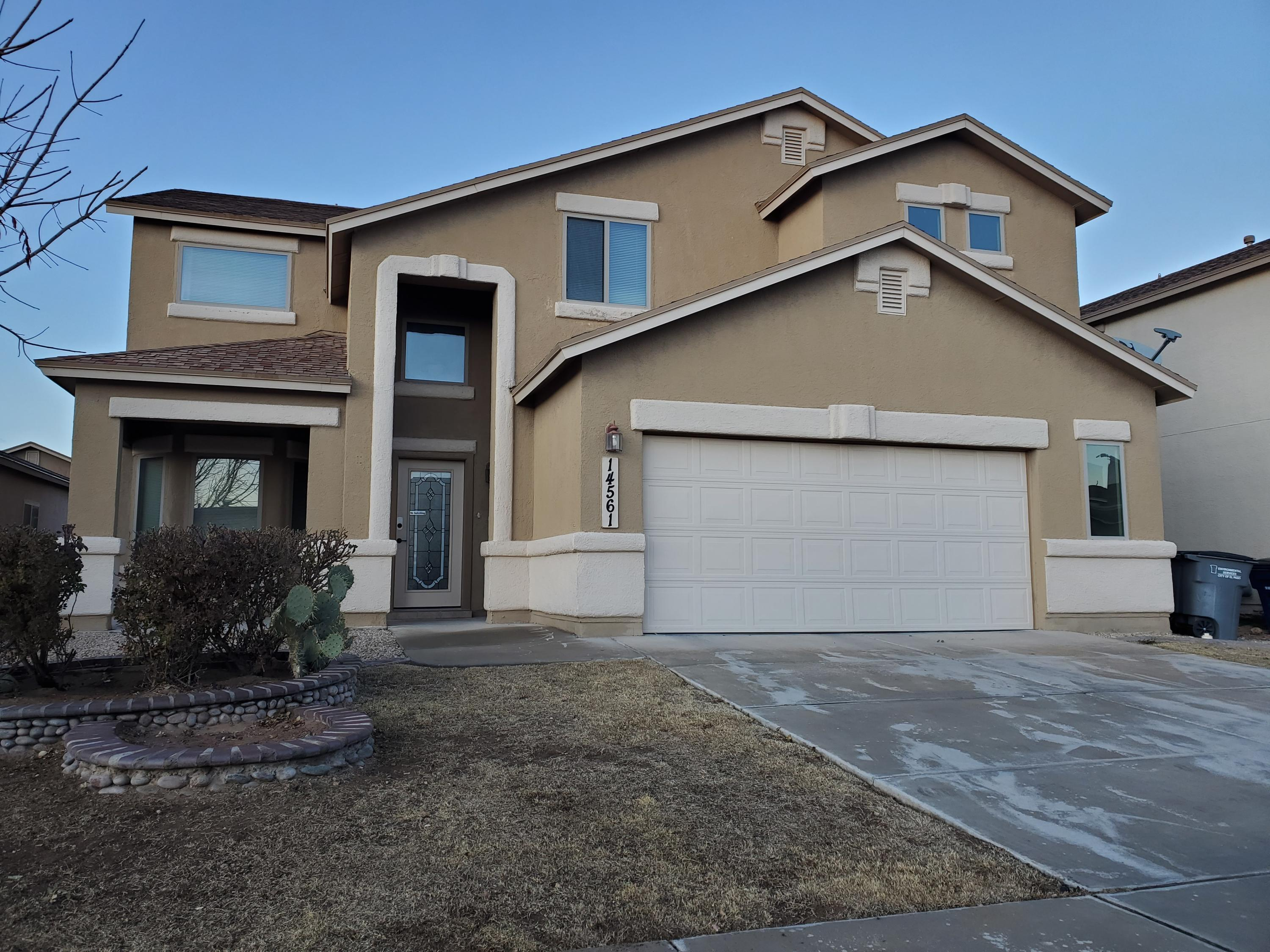 14561 SPANISH POINT Drive, El Paso, Texas 79938, 4 Bedrooms Bedrooms, ,3 BathroomsBathrooms,Residential Rental,For Rent,SPANISH POINT,821368