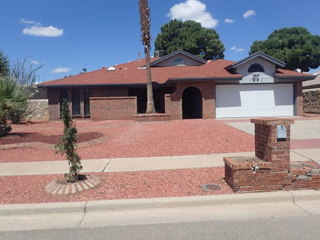 1663 JANET COLES, El Paso, Texas 79936, 3 Bedrooms Bedrooms, ,2 BathroomsBathrooms,Residential Rental,For Rent,JANET COLES,822068