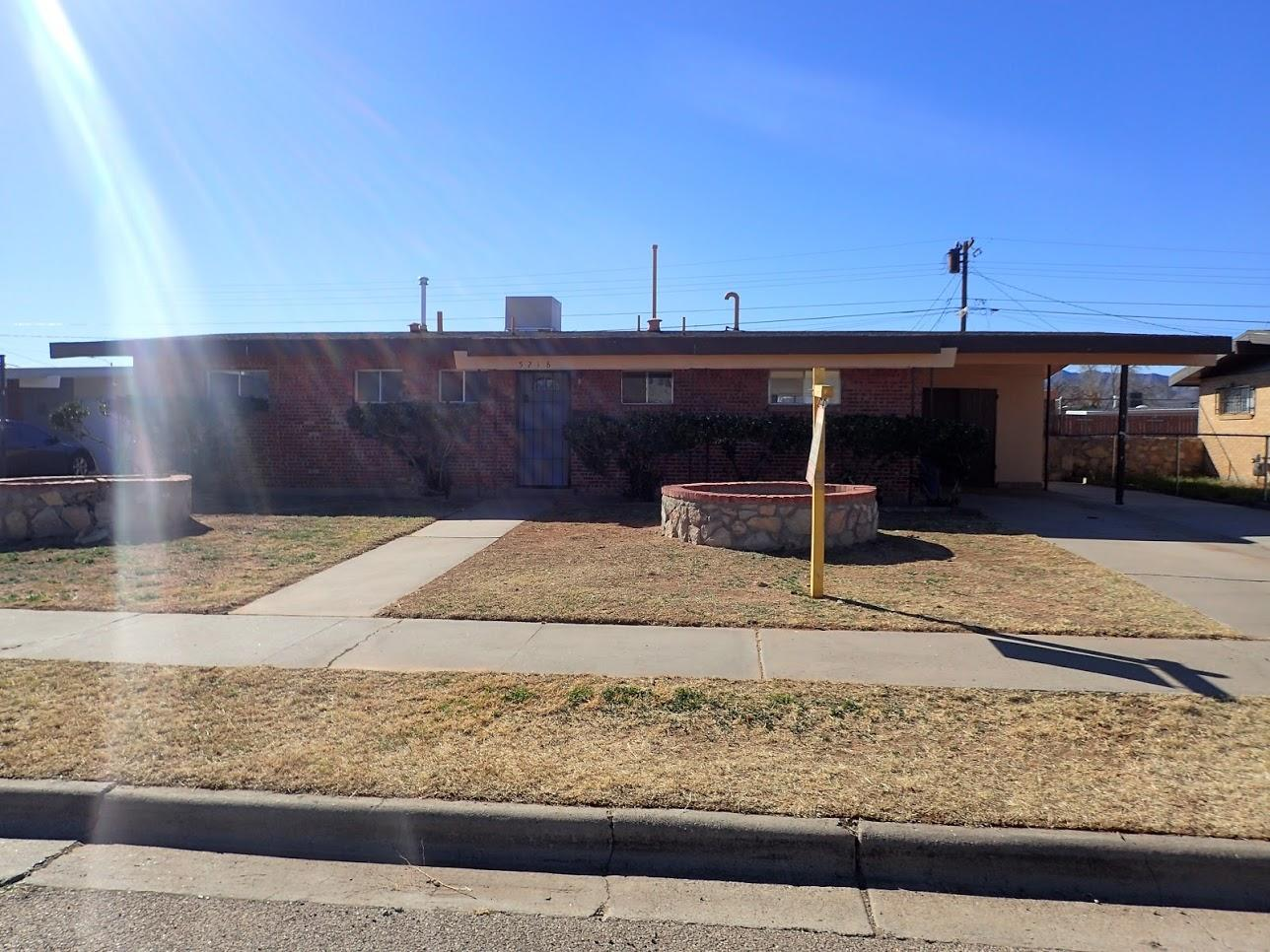 5218 WALLY, El Paso, Texas 79924, 3 Bedrooms Bedrooms, ,2 BathroomsBathrooms,Residential,For sale,WALLY,822165
