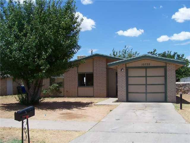 10725 RHYOLITE, El Paso, Texas 79924, 3 Bedrooms Bedrooms, ,1 BathroomBathrooms,Residential,For sale,RHYOLITE,822180