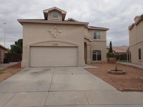12120 AL ROBERTS, El Paso, Texas 79936, 3 Bedrooms Bedrooms, ,3 BathroomsBathrooms,Residential,For sale,AL ROBERTS,822370