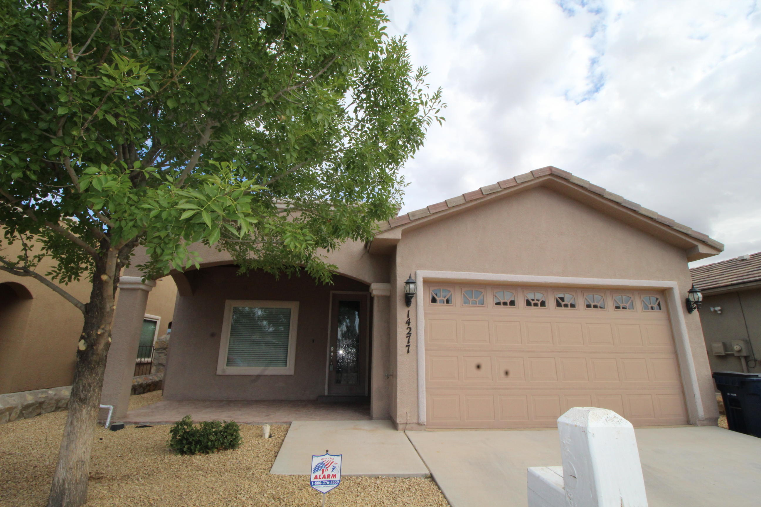 14277 ANDRE AGASSI Drive, El Paso, Texas 79938, 3 Bedrooms Bedrooms, ,2 BathroomsBathrooms,Residential Rental,For Rent,ANDRE AGASSI,822450