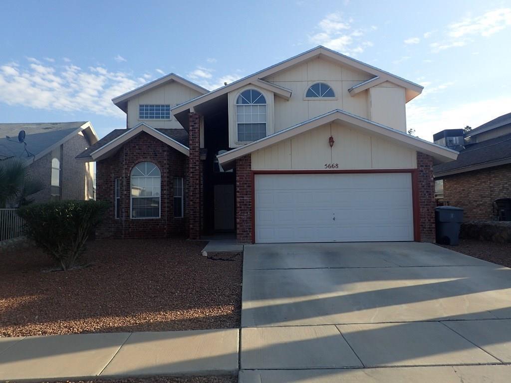 5668 SCHWARZKOPF, El Paso, Texas 79934, 3 Bedrooms Bedrooms, ,3 BathroomsBathrooms,Residential Rental,For Rent,SCHWARZKOPF,822846