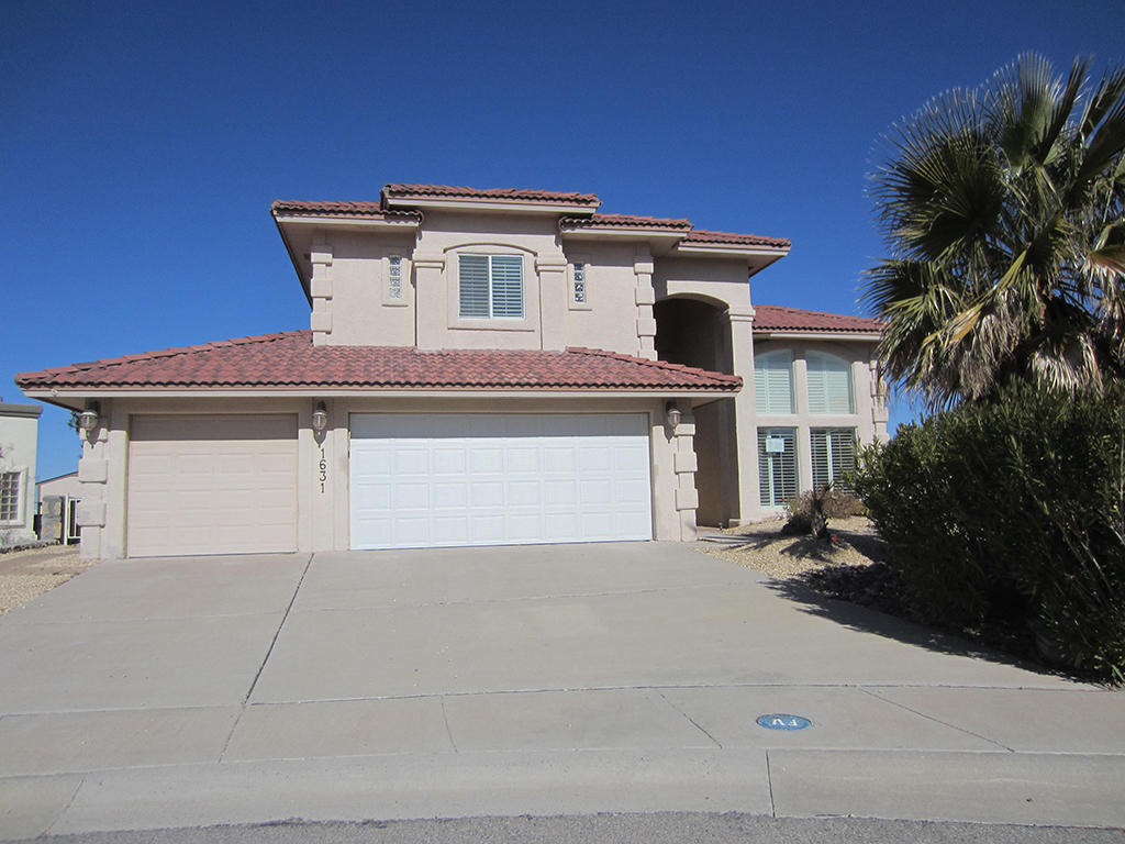 1631 BRILLO DEL SOL, El Paso, Texas 79911, 4 Bedrooms Bedrooms, ,3 BathroomsBathrooms,Residential,For sale,BRILLO DEL SOL,822962