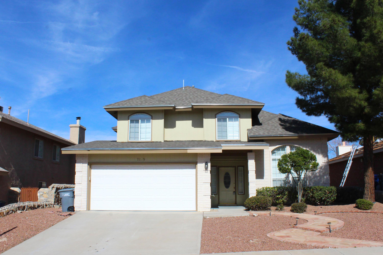 7285 Luz De Casita Court, El Paso, Texas 79912, 4 Bedrooms Bedrooms, ,3 BathroomsBathrooms,Residential Rental,For Rent,Luz De Casita,821470