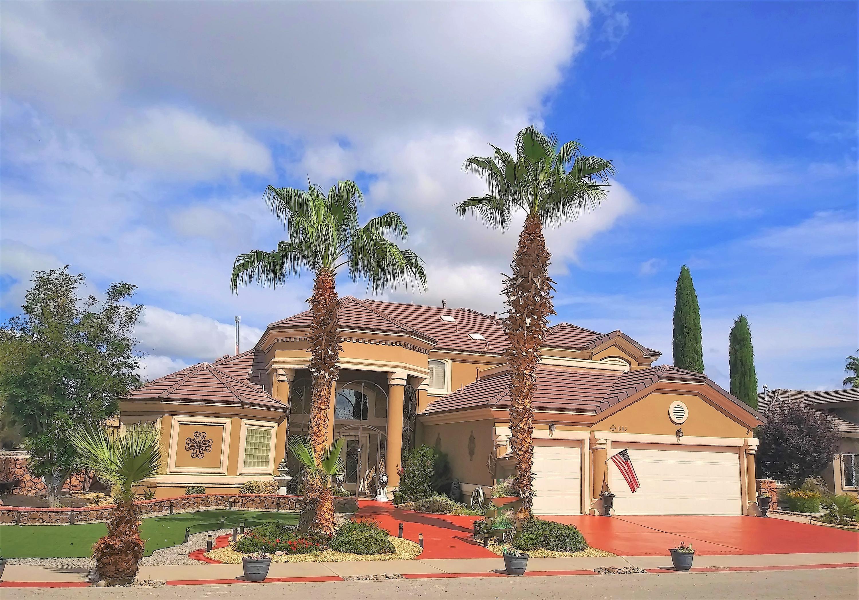613 CINNAMON TEAL, El Paso, Texas 79932, 5 Bedrooms Bedrooms, ,5 BathroomsBathrooms,Residential,For sale,CINNAMON TEAL,822968