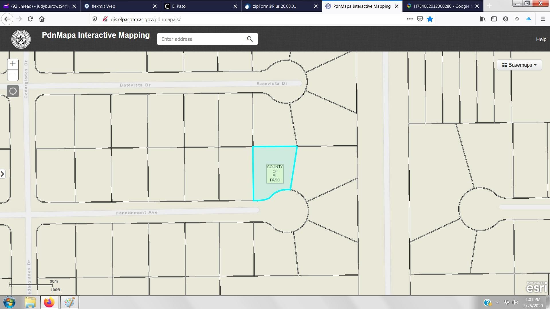 0 Hannonmont, Horizon City, Texas 79928, ,Land,For sale,Hannonmont,825440