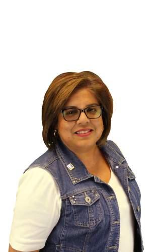 Sylvia Touchstone agent image