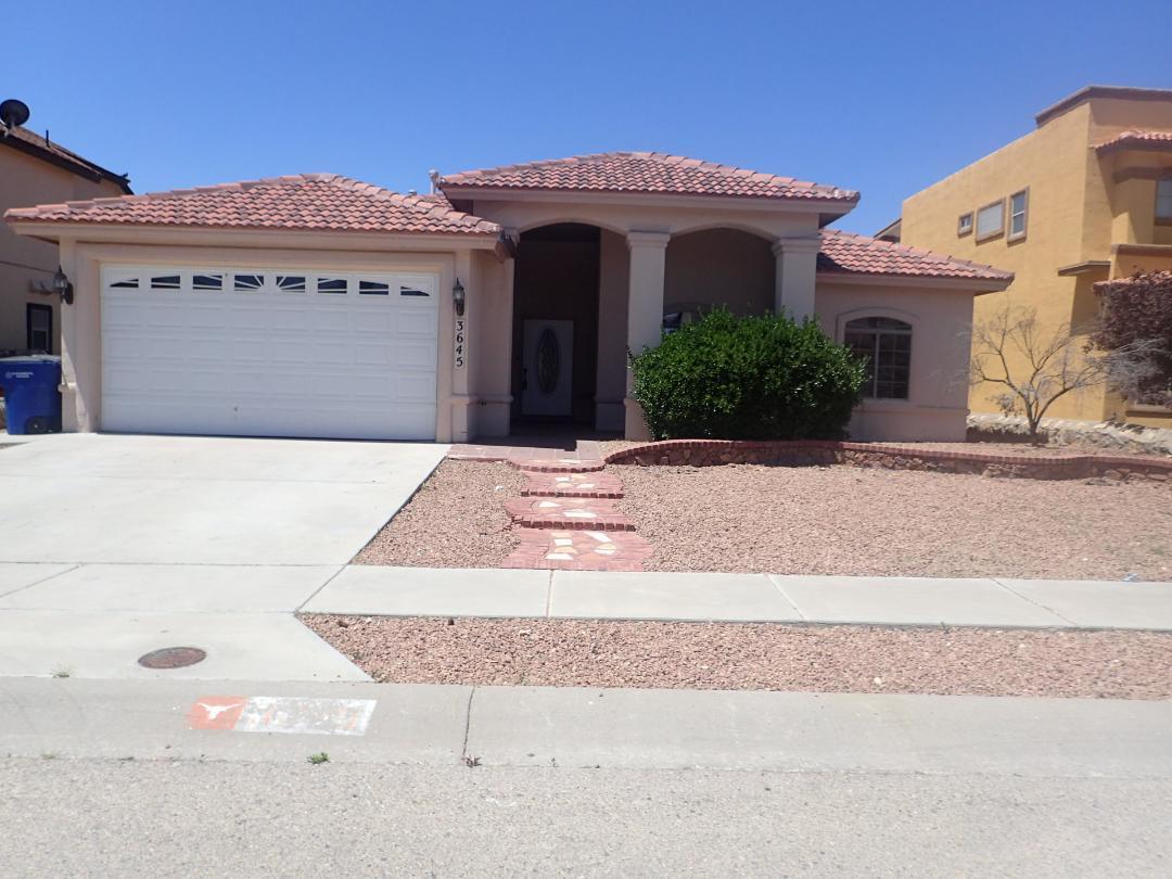 3645 SAMMY REECE, El Paso, Texas 79938, 3 Bedrooms Bedrooms, ,3 BathroomsBathrooms,Residential Rental,For Rent,SAMMY REECE,826312