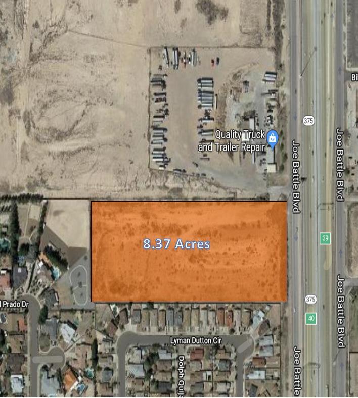 2101 Joe Battle Boulevard, El Paso, Texas 79936, ,Land,For sale,Joe Battle,826551