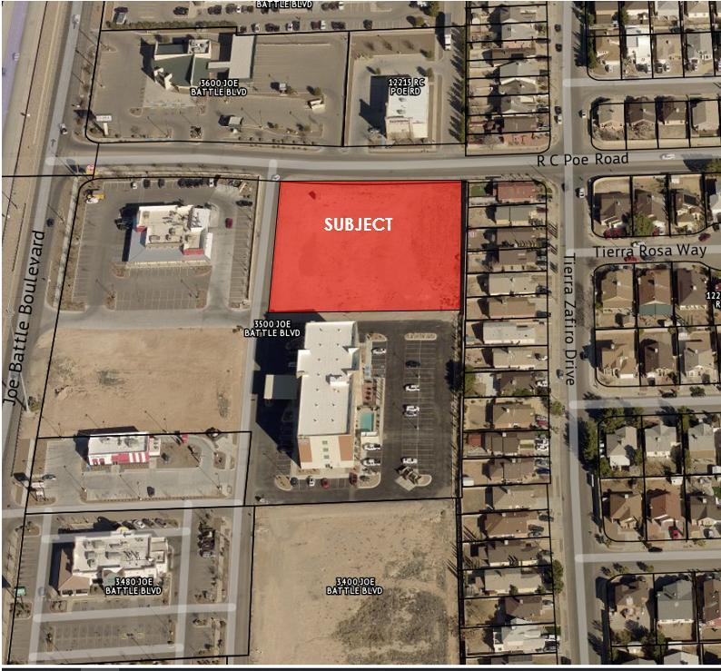 TBD RC Poe Road, El Paso, Texas 79938, ,Land,For sale,RC Poe,826564