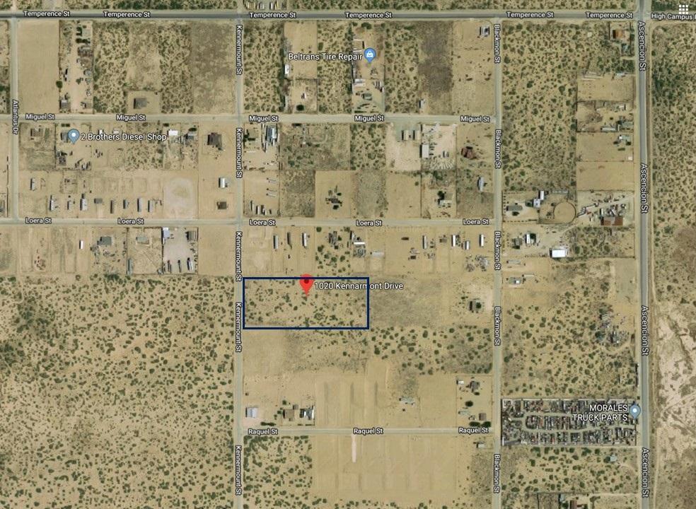 1020 KENNARMONT Drive, El Paso, Texas 79928, ,Land,For sale,KENNARMONT,826785