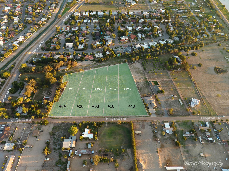404 CLAYTON, El Paso, Texas 79932, ,Land,For sale,CLAYTON,827113