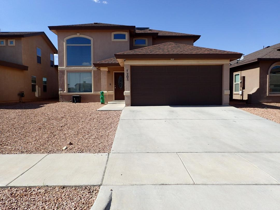 7205 RED MAN, El Paso, Texas 79934, 5 Bedrooms Bedrooms, ,2 BathroomsBathrooms,Residential Rental,For Rent,RED MAN,827627