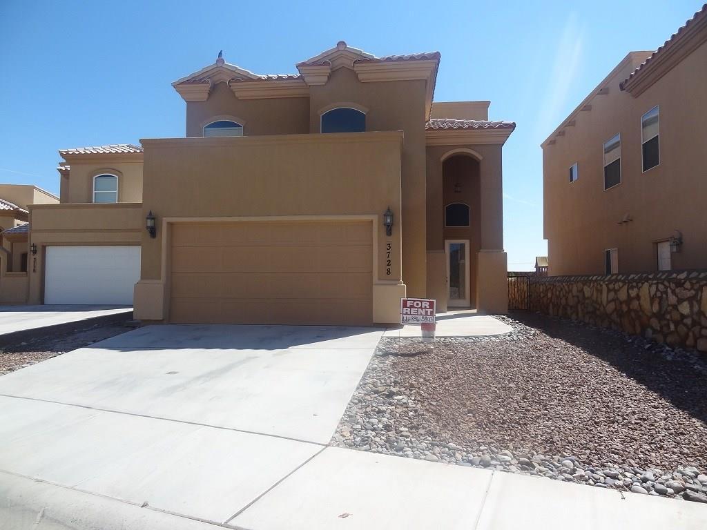 3728 STAR BEACH Lane, El Paso, Texas 79936, 3 Bedrooms Bedrooms, ,3 BathroomsBathrooms,Residential Rental,For Rent,STAR BEACH,828064
