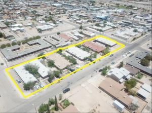 3801-3833 Harrison Avenue, El Paso, TX 79930