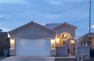 11595 SAINT THOMAS Way, El Paso, TX 79936
