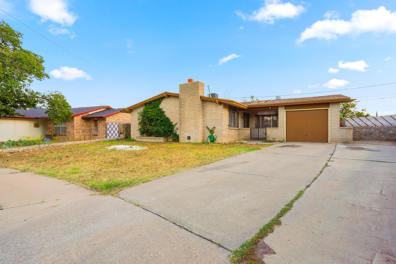 10131 Kirwood Street, El Paso, TX 79924