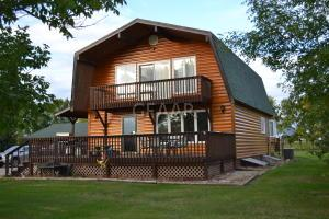 217 LAKEVIEW DRIVE, DEVILS LAKE, ND 58301