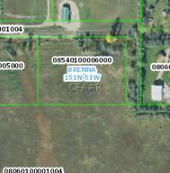 0 RURAL BRENNA TOWNSHIP, GRAND FORKS, ND 58200