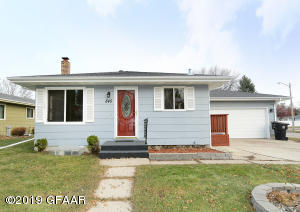 845 24TH ST Street, GRAND FORKS, ND 58201