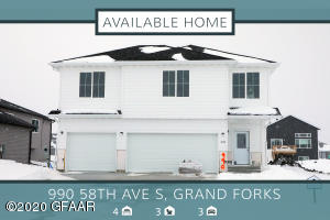 990 58TH Avenue S, GRAND FORKS, ND 58201