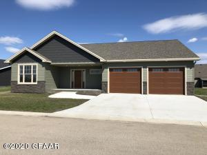 552 NORTHSTAR Drive, GRAFTON, ND 58237
