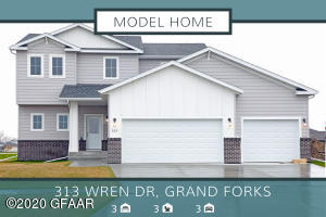313 WREN Drive, GRAND FORKS, ND 58201