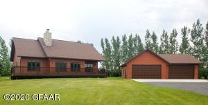 1418 PRAIRIEWOOD Lane, WARWICK, ND 58381