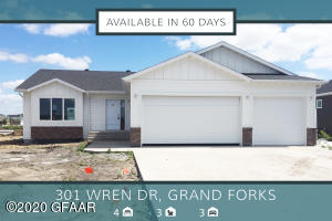 301 WREN Drive, GRAND FORKS, ND 58201